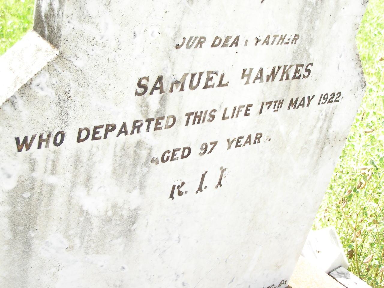 Bell Wambo Memorial Inscriptions