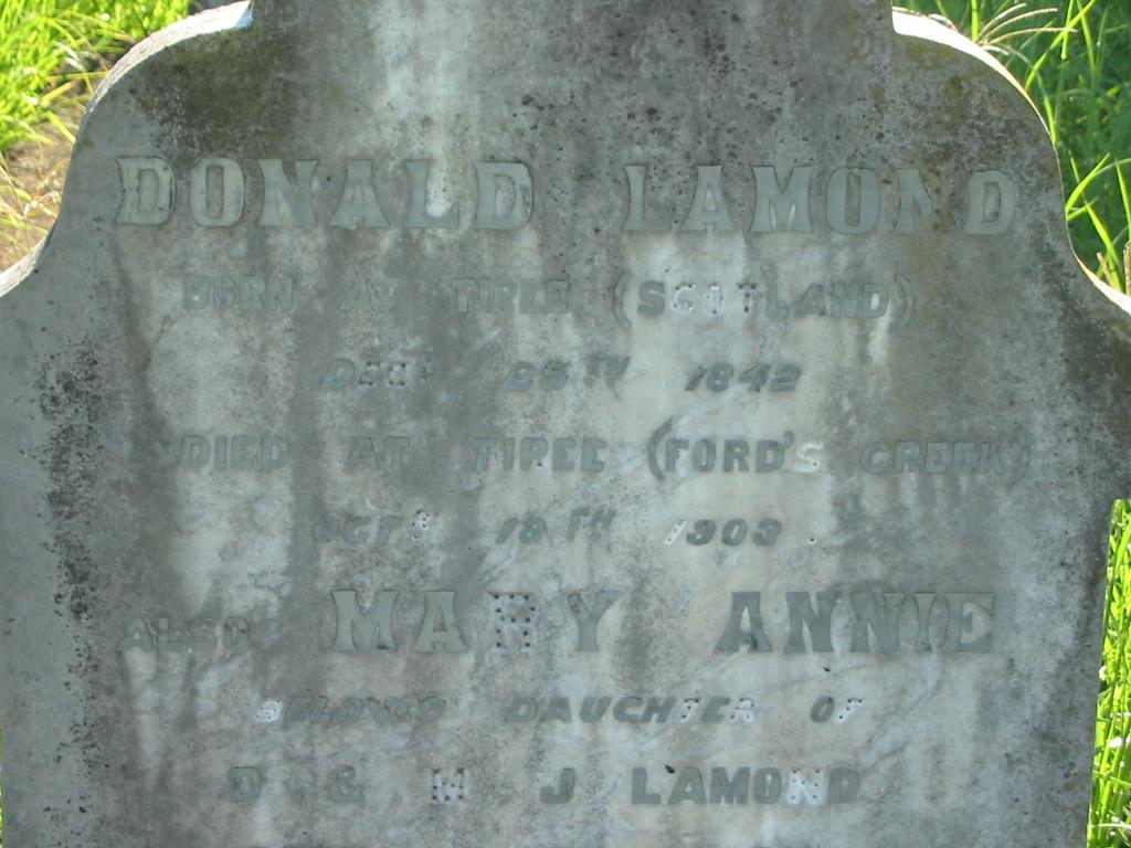 The Risk Wilson Family Cemetery Memorial Inscriptions